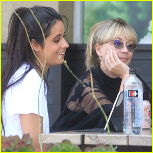Camila Cabello Spotted Lunching with Her Family Ahead of 'Cinderella' Premiere