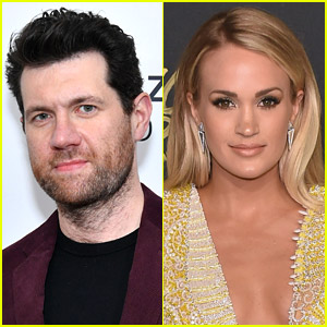 Billy Eichner Discovers Carrie Underwood Blocked Him on Twitter