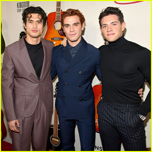 Riverdale's Casey Cott Dishes If His Co-Stars Will Be Part Of His Upcoming Wedding
