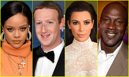These 19 Celebrities Are All Billionaires