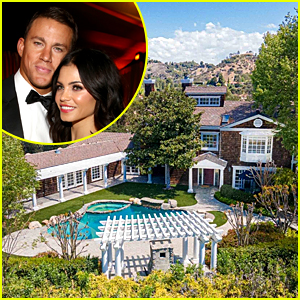 Channing Tatum & Jenna Dewan Sell Former L.A. Home for $5.9 Million - See Photos from Inside!