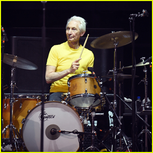 Charlie Watts Dead - Rolling Stones Drummer Dies at 80