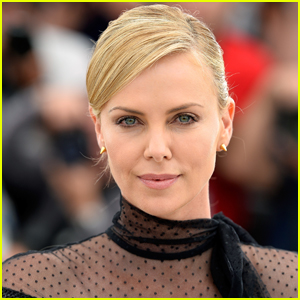 Charlize Theron Celebrates 46th Birthday with '80s Prom-Themed Party!
