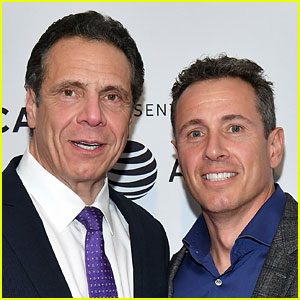 Chris Cuomo Finally Discusses His Brother Andrew's Scandal, Says He Urged Him to Resign