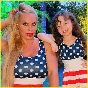Coco Austin Defends Breastfeeding Five-Year-Old Daughter Chanel