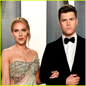 Colin Jost Reveals Name He & Scarlett Johansson Chose for Their Son