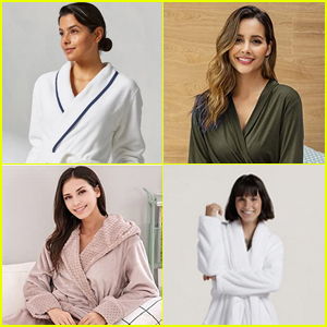 Comfy Robes to Relax in While Pampering Yourself at Home
