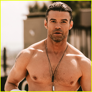 Virgin River's Daniel Gillies Goes Shirtless for 'Mr. Warburton' Spread, Talks About His Personal Style