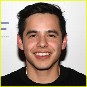David Archuleta Says God Told Him to Publicly Come Out