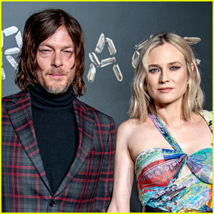 Diane Kruger & Norman Reedus Are Engaged!