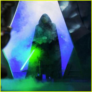 Disney+ Releases New Behind the Scenes Look at Luke in 'The Madalorian' Season 2 Finale