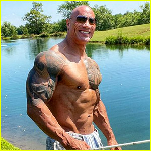 Dwayne Johnson Reveals Why He Doesn't Have a Six Pack of Abs