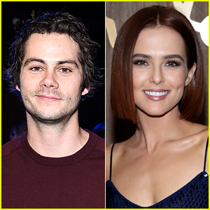 Dylan O'Brien Just Signed On for Second Movie in a Row with Zoey Deutch!