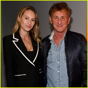 Sean Penn & Daughter Dylan Step Out for a Screening of Their Film 'Flag Day'