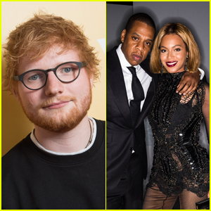 Ed Sheeran Reveals How Beyonce & Jay-Z Were Involved in Dating His Now Wife!