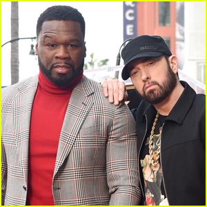 Eminem Joins Cast of 50 Cent's New Show 'BMF'