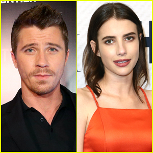 Garrett Hedlund Says He & Emma Roberts Bonded After Binge-Watching This Show Together