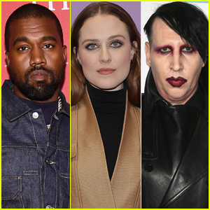 Evan Rachel Wood Seemingly Calls Out Kanye West for Bringing Out Marilyn Manson at 'Donda' Event