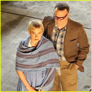 Michelle Williams & Seth Rogen Film More Scenes for Steven Spielberg's 'The Fabelmans'