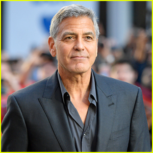 George Clooney Helps Neighbors With Flood Clean Up In Lake Como