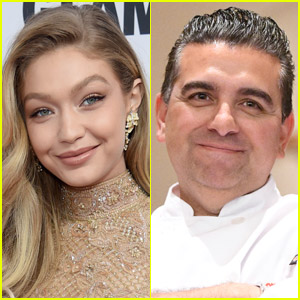 'Cake Boss' Buddy Valastro Says Gigi Hadid Cried When They Met