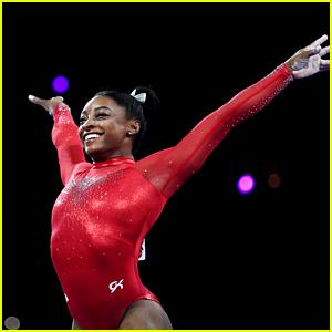 Simone Biles to Return for Balance Beam Final at Olympics 2021