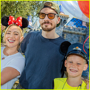 Hilary Duff Shares the Poem Her Son Luca Wrote & Read at Her Wedding