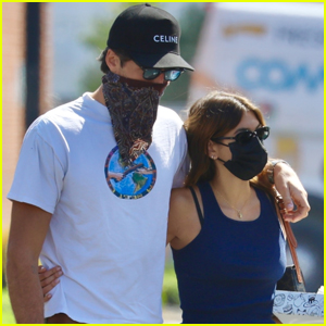 Jacob Elordi & Kaia Gerber Wrap Their Arms Around Each Other During Breakfast Date