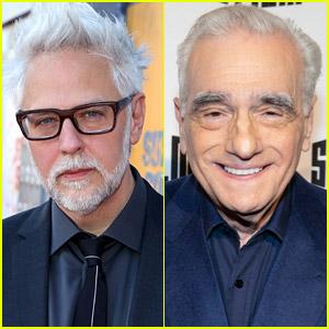 James Gunn Says Martin Scorsese Only Criticized Marvel For Press