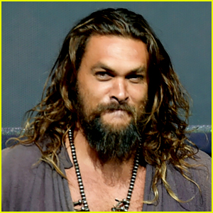 Jason Momoa Is Making Sure Fans Know That He Takes Showers