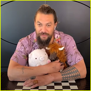 Jason Momoa Can't Live Without Two Items That Have a Special Connection To His Two Children