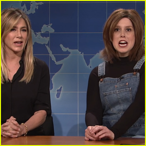 Jennifer Aniston Reveals Her Honest Feelings About Vanessa Bayer's 'SNL' Impression