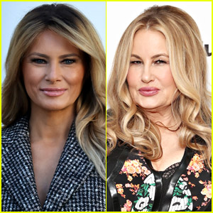 Jennifer Coolidge Shares Her Thoughts on Fans Saying She Should Play Melania Trump in a Biopic
