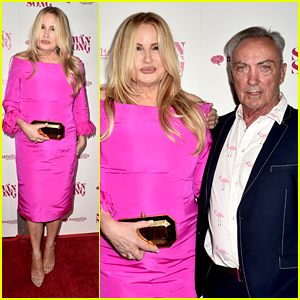 Jennifer Coolidge Is Pretty in Pink at the Premiere of New Movie 'Swan Song'
