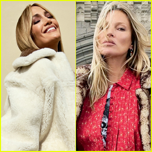 Jennifer Lopez & Kate Moss Stun in Coach's Rogue Bag Campaign!