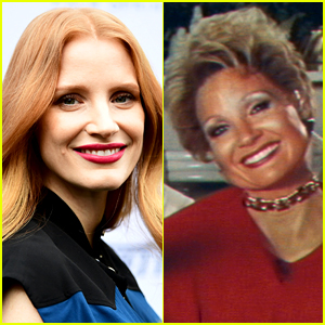 Jessica Chastain Thinks She Permanently Damaged Her Skin While Making 'Tammy Faye' Movie