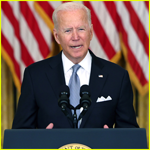 President Joe Biden Addresses Afghanistan Withdrawal & Collapse of Afghan Government