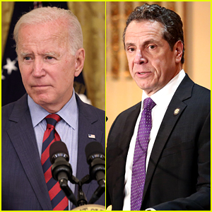 President Joe Biden Has Called On Andrew Cuomo To Resign Following Sexual Assault Investigation