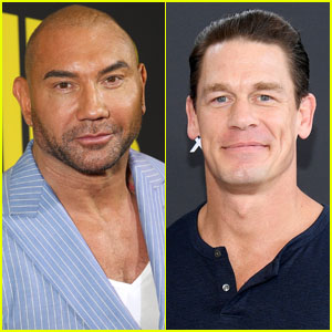 John Cena Responds to Dave Bautista Saying He'd Never Star in a Movie with Him