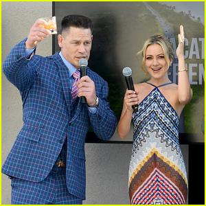 John Cena & 'Vacation Friends' Stars Host Rooftop Screenings in NY & LA!