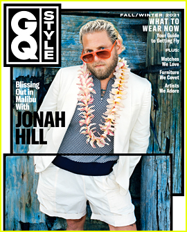 Jonah Hill Explains Why He Needed to 'Hit Pause' & Change the Direction of His Life