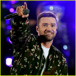 Justin Timberlake Goes Viral After He's Filmed 'Working' at Target!