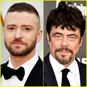 Justin Timberlake Joins Upcoming Netflix Movie 'Reptile' with Benicio Del Toro