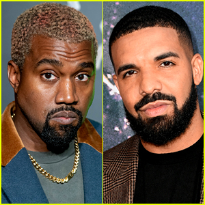 There's a Theory That Kanye West & Drake's Feud is Leading to a Music Release Battle