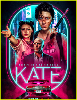 Mary Elizabeth Winstead & Woody Harrelson Star in 'Kate' for Netflix - Watch the Trailer!