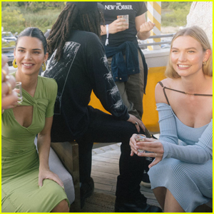 Kendall Jenner Celebrates Her 818 Tequila with Karlie Kloss & More Famous Friends!