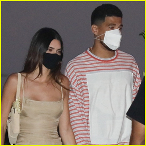 Kendall Jenner & Boyfriend Devin Booker Hold Hands on Date Night in Malibu!