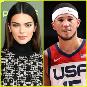 Kendall Jenner Celebrates Devin Booker's First Olympic Gold Medal Win