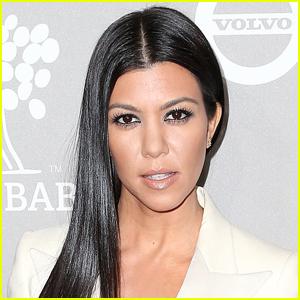 Kourtney Kardashian Shows Off Dramatic New Haircut!