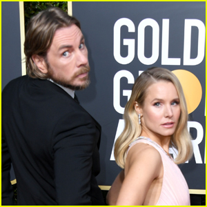 Kristen Bell & Dax Shepard Wait for Their Kids to 'Stink' Before Giving Them a Bath